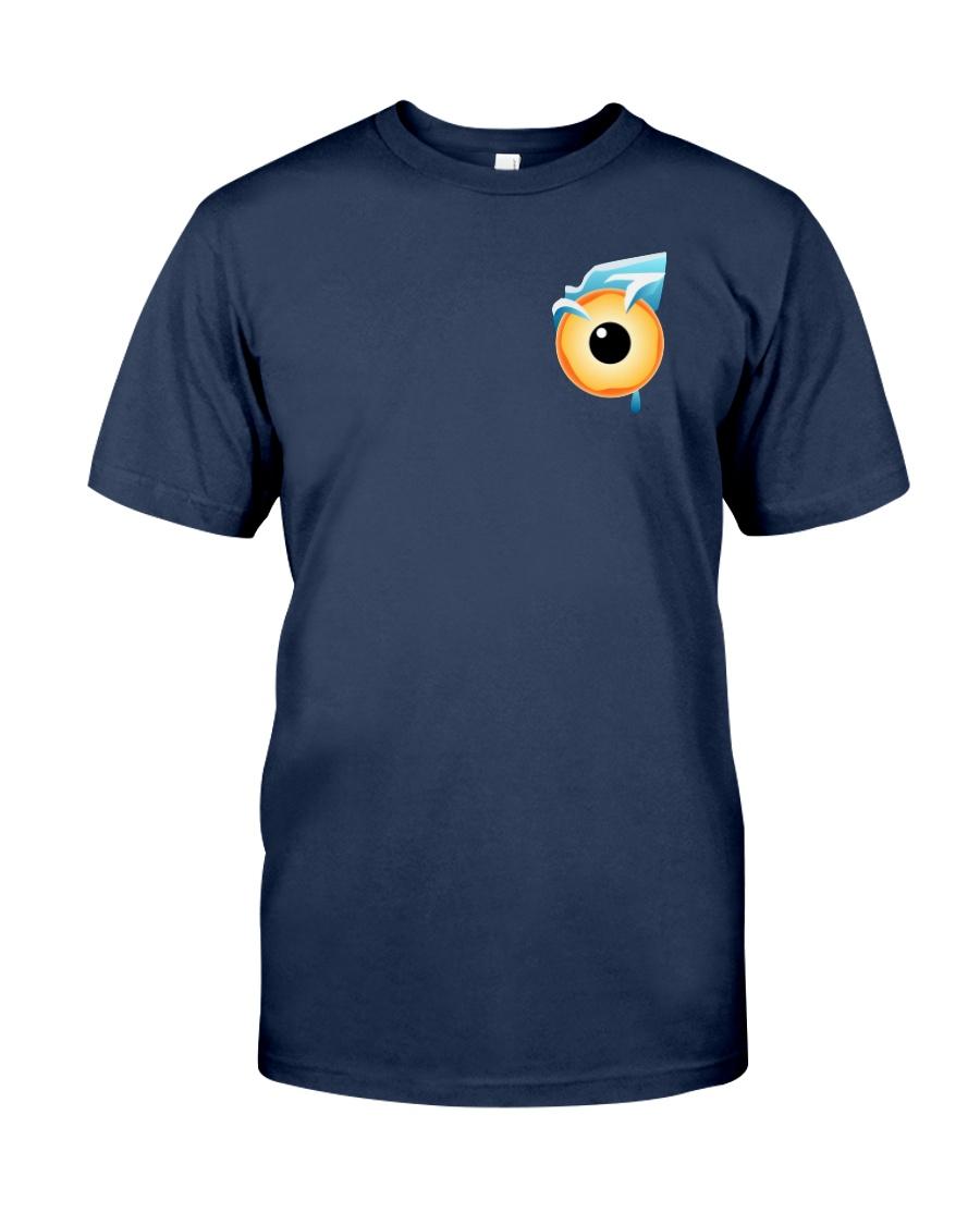 Monster Eye Pocket Classic T-Shirt