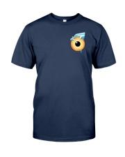 Monster Eye Pocket Classic T-Shirt front