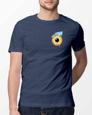 Monster Eye Pocket Classic T-Shirt lifestyle-mens-crewneck-front-13