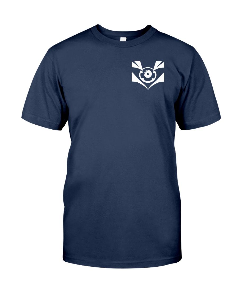 Monster Heart Classic T-Shirt