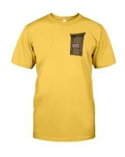 Fake Door Classic T-Shirt front