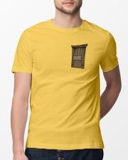Fake Door Classic T-Shirt lifestyle-mens-crewneck-front-13