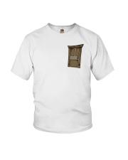 Fake Door Youth T-Shirt tile