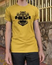 Team Mecha Classic T-Shirt apparel-classic-tshirt-lifestyle-21