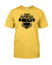 Team Mecha Classic T-Shirt front