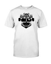 Team Mecha Classic T-Shirt tile