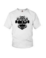 Team Mecha Youth T-Shirt tile