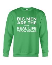Real Life Teddy Crewneck Sweatshirt thumbnail