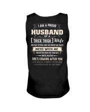I AM A PROUD HUSBAND - LIMITED EDITION Unisex Tank thumbnail