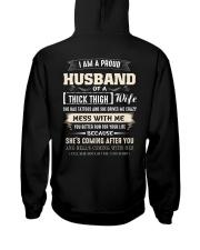 I AM A PROUD HUSBAND - LIMITED EDITION Hooded Sweatshirt thumbnail