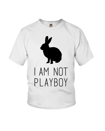 I AM NOT PLAYBOY