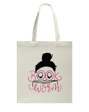 Book Worm High Quality Classic Tee Tote Bag thumbnail