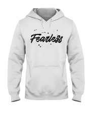 Fearless High Quality Classic Tee Hooded Sweatshirt thumbnail