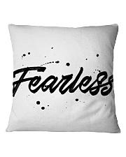Fearless High Quality Classic Tee Square Pillowcase thumbnail