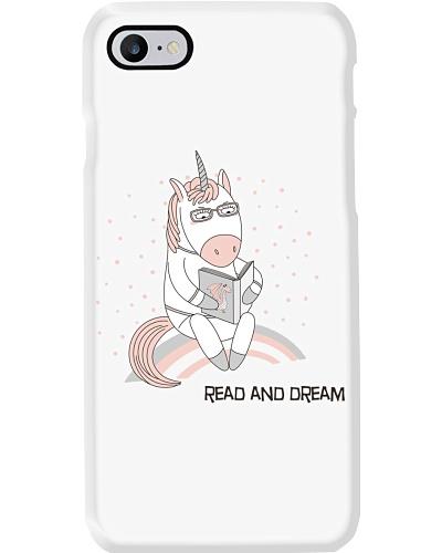 Read And Dream Reading Unicorn