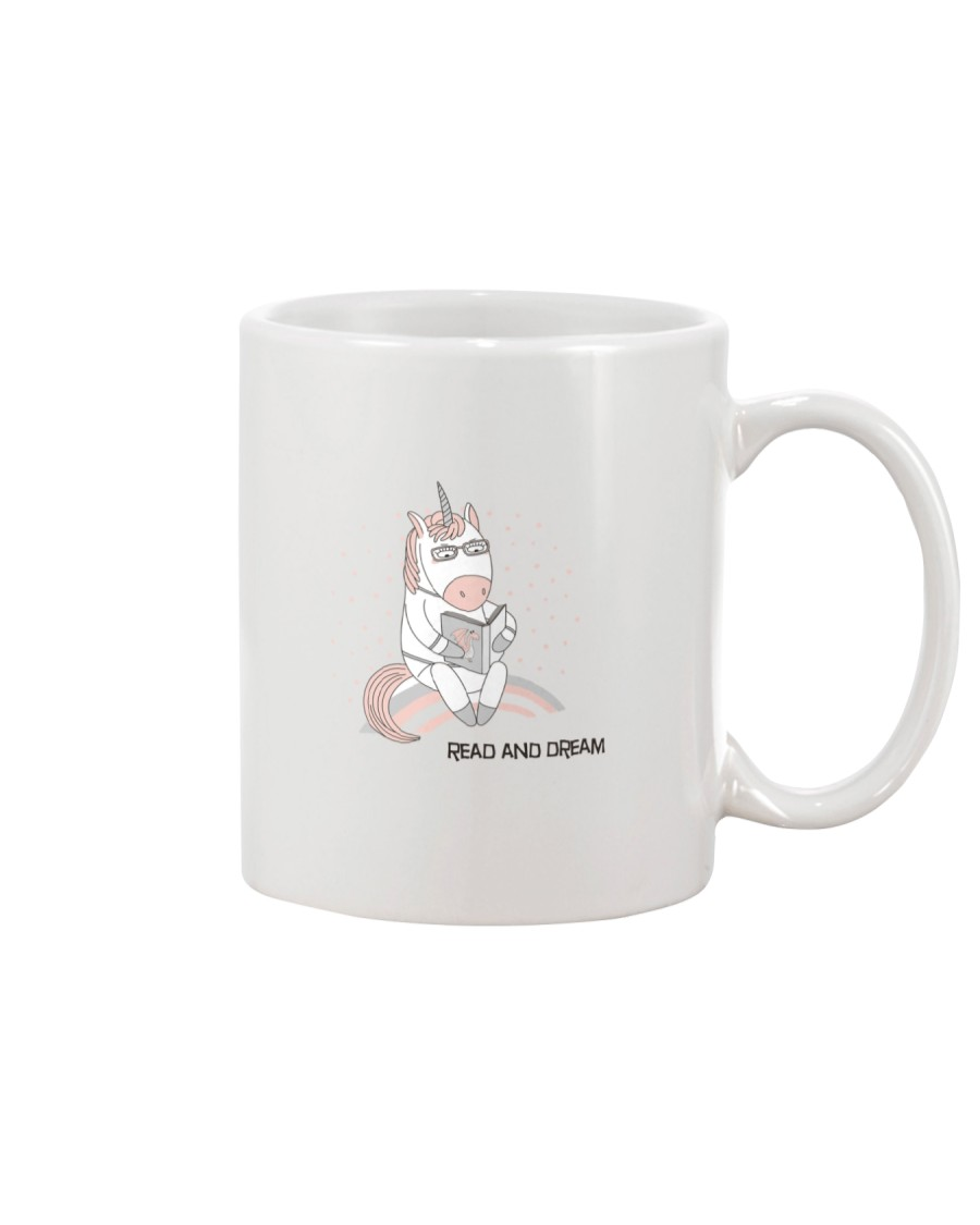 Read And Dream Reading Unicorn Mug