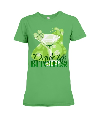 Drinkup Bitches Quality Classic Tee