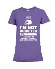 I'm not addicted High Quality Classic Tee Premium Fit Ladies Tee thumbnail