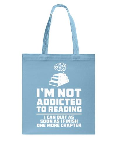 I'm not addicted High Quality Classic Tee