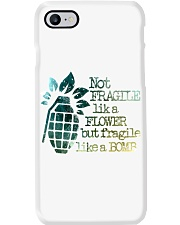 Not Fragile High Quality Classic Tee Phone Case thumbnail