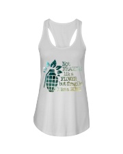 Not Fragile High Quality Classic Tee Ladies Flowy Tank thumbnail