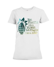 Not Fragile High Quality Classic Tee Premium Fit Ladies Tee thumbnail