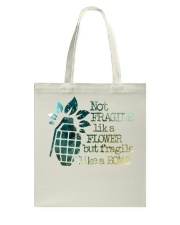 Not Fragile High Quality Classic Tee Tote Bag thumbnail