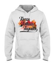Tacos Tattoos Tequila High Quality Classic Tee Hooded Sweatshirt thumbnail