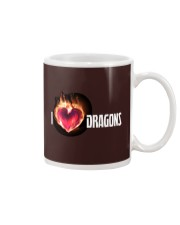 I Love Dragons High Quality Classic Tee Mug thumbnail