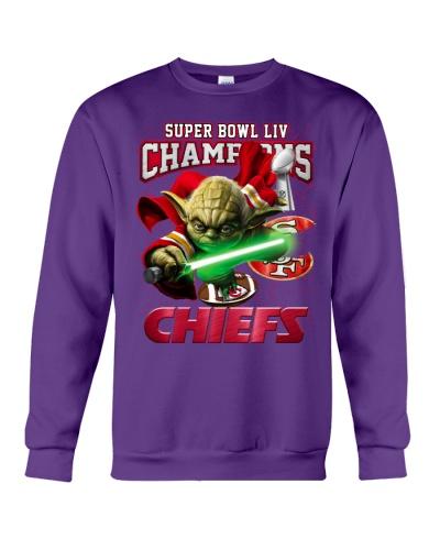 Super Bowl LIV Champions Kansas City Football Team