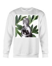 Art with MARILYN MONROE Crewneck Sweatshirt front