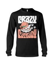 Crazy Cat Lady T-shirt Cute Kitten Gift Long Sleeve Tee thumbnail