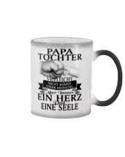 Papa Tochter Color Changing Mug color-changing-right