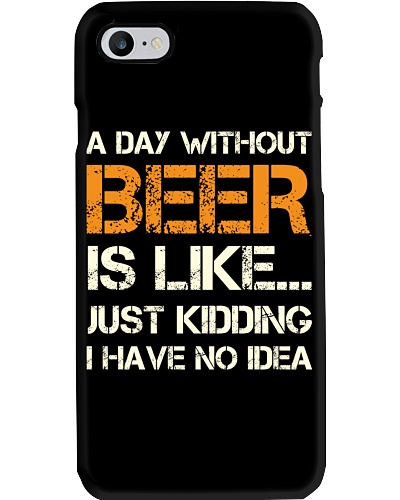 A DAY WITHOUT BEER 2