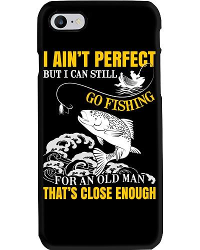 FISHING - PERFECT OLD MAN