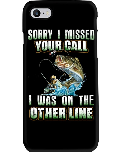 I WAS ON THE OTHER LINE 1