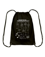 MUSIC PRACTICE Drawstring Bag thumbnail
