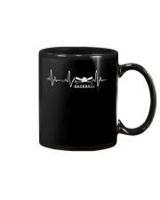 BASEBALL HEARTBEAT Mug thumbnail