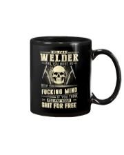 YES I'M A WELDER Mug thumbnail