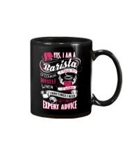 EXPERT ADVICE - BARISTA Mug thumbnail