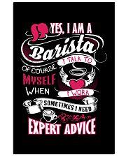 EXPERT ADVICE - BARISTA 11x17 Poster thumbnail