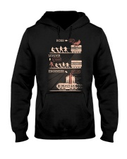 ENGINEERS BUSINESS Hooded Sweatshirt thumbnail