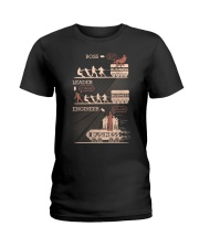 ENGINEERS BUSINESS Ladies T-Shirt thumbnail