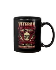 VETERAN SERVICE Mug thumbnail