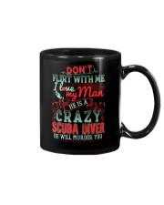 CRAZY SCUBA DIVER Mug thumbnail