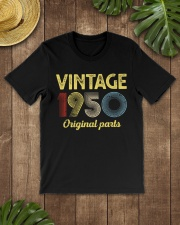 70th Birthday Gift T-Shirt - Retro Birthday Classic T-Shirt lifestyle-mens-crewneck-front-18