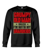 GRUMPY OLD MAN  Crewneck Sweatshirt tile