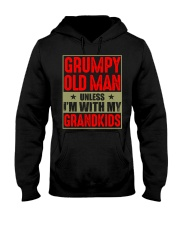 GRUMPY OLD MAN  Hooded Sweatshirt tile