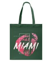 Miami City Tote Bag tile
