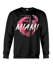 Miami City Crewneck Sweatshirt tile